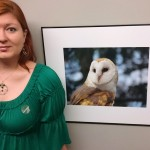steen, barn owl photo @ the greenbelt exhibit, mcmichael gallery